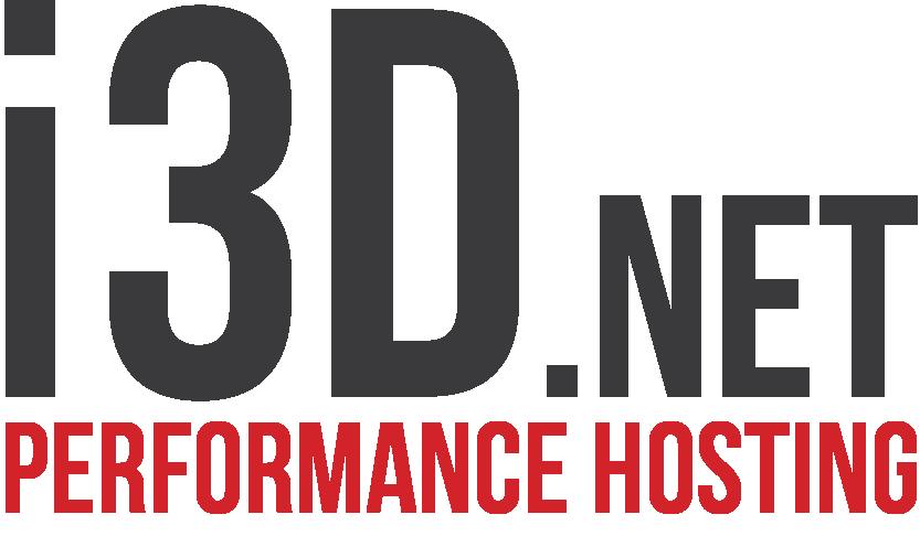 i3D.net logo